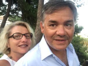 Photo d'Angélo Parrat et Marion Dugal : Fondateurs d'AloeSolBio